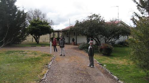 The cottage at Cruickshanks