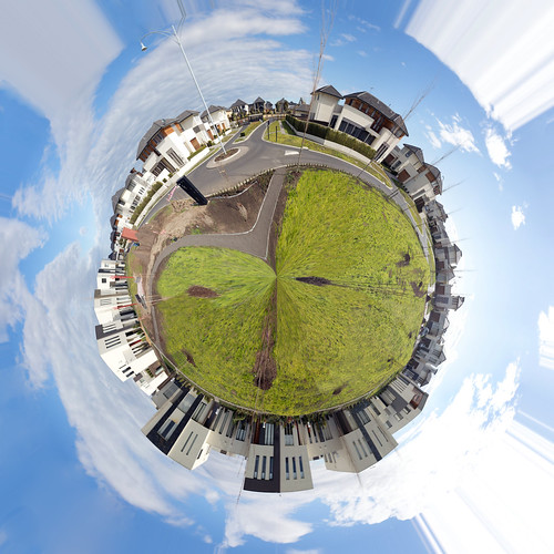 Home is a Tiny Planet