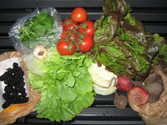 Aardvlo groententas week 36