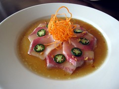zen on ten - hamachi serrano