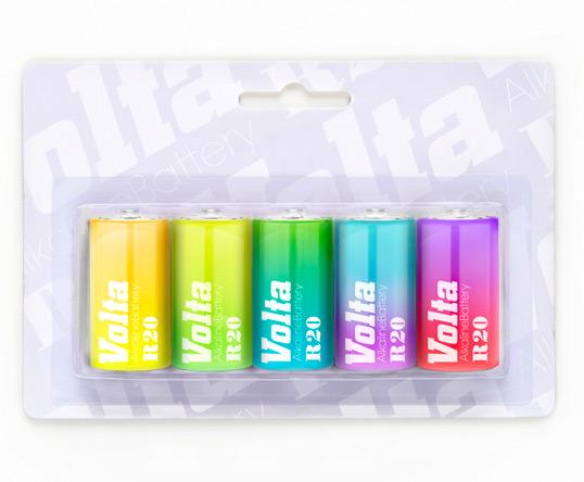 Electronic Packaging Design volta batteries