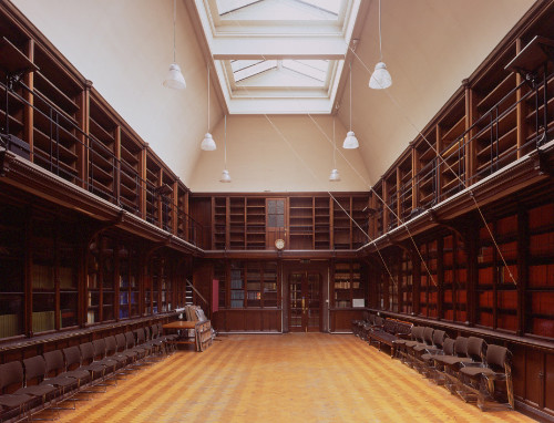 The Antiquaries' Library