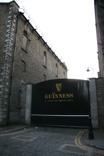 Crane Street Gate