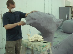 Sculpting #1