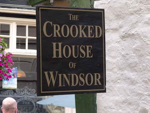 The Crooked House of Windsor - Queen Charlotte St