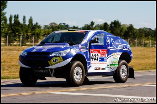"""Dakar 2009 Argentina / Chile • <a style=""""font-size:0.8em;"""" href=""""http://www.flickr.com/photos/20681585@N05/3184081716/"""" target=""""_blank"""">View on Flickr</a>"""