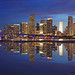 Another happy blue hour in Miami
