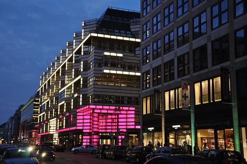 Somewehre near Friedrichstraße