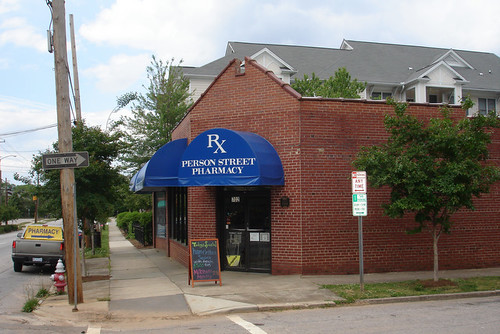 Person Street Pharmacy Raleigh 100