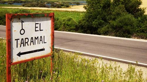 Dirección Casa de El Taramal