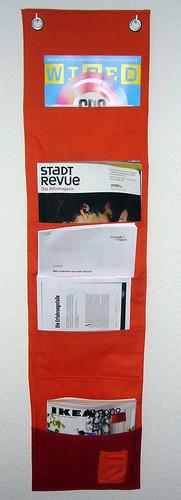 Zeitschriftenhängedings
