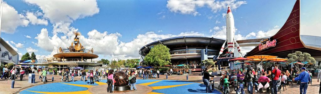 Disneyland Jan 25, 2009