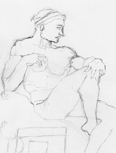 Michelangelo - Ignudo
