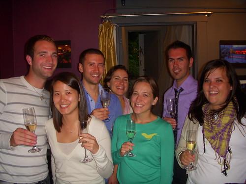 Celebratory Winos