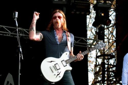 Eagles Of Death Metal live at Rock En Seine