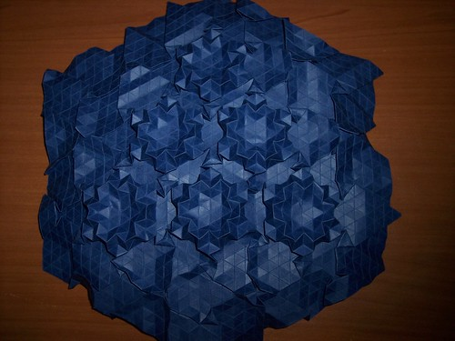 Framed Star Tessellation 11 by you.