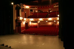 Gaiety Theatre , Ayr ,  Stage