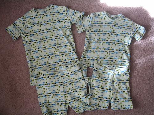 Knit PJ's