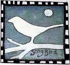 Song Bird Meander Book Page