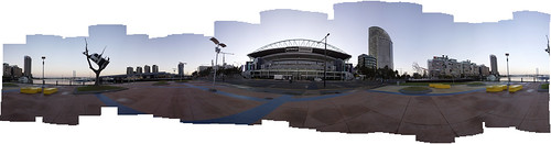 Docklands - Complete Panorama