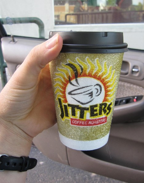 Morning Coffee from Jitters