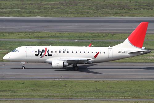 JAL Embraer170(JA214J)