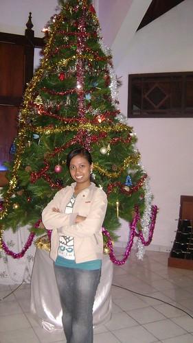 Natal 2008 di GKJ Manahan, Solo