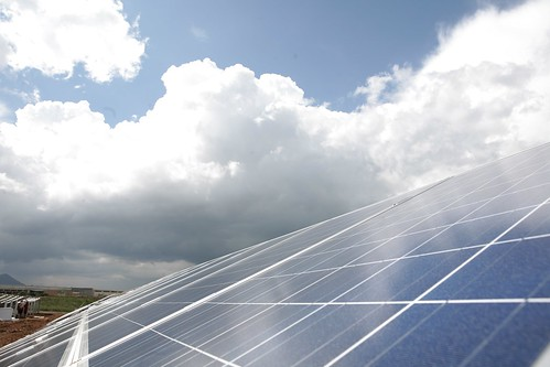 Pannelli solari Sorgenia a Villacidro (CA)