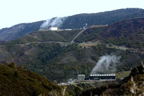 The Geysers steam field