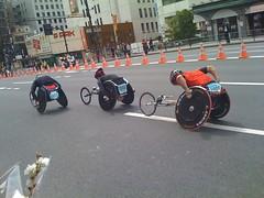 Tokyo Marathon, Ginza