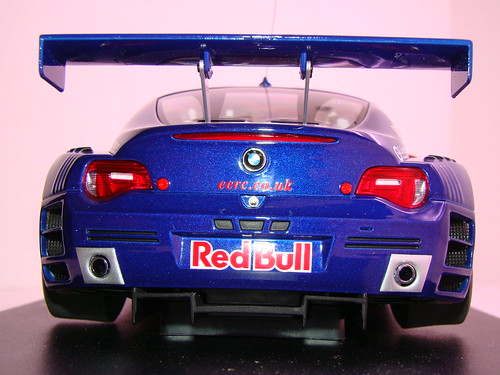 AA BMW Z4 Team Redbull