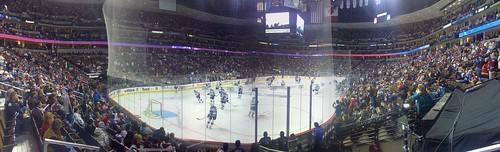 Avs vs. Sharks: 2009 home opener