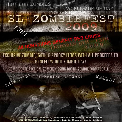 ZOMBIEFEST!!!!