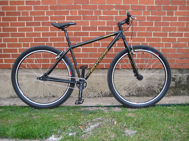 Redline Monocog, Single Speed 29er