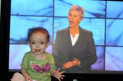 Maddie and Ellen