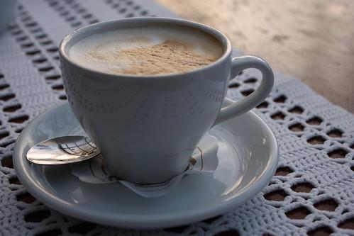 Coffee at Bunkier Sztuki