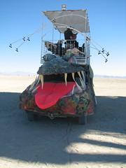 todd's art car