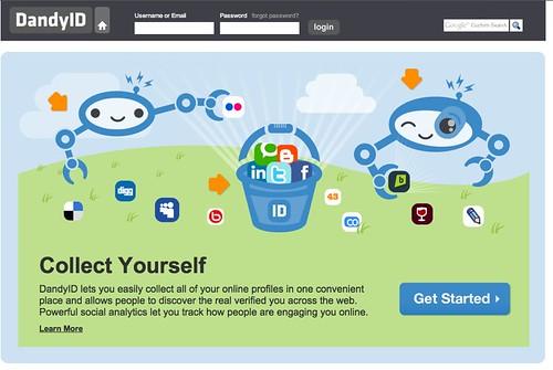 DandyID: Universally Portable Social Identity!