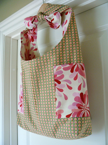 The Lickety Split Bag - side view