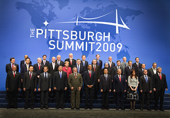 G-20 Summit in Pittsburgh