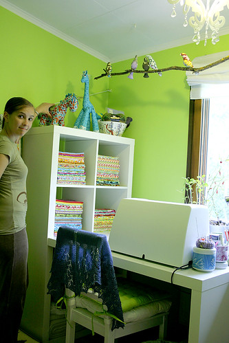 365.144 Craft room re-organized!