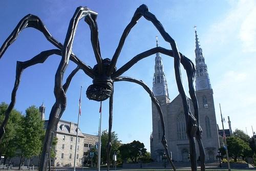 Bourgeois spider @ Ottawa