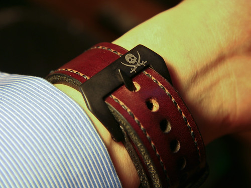 Strap Culture Legend Pre-V PVD buckle