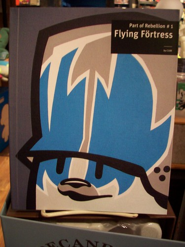 part of rebellion flying fortress