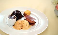8th Course: Chocolate Frivolous