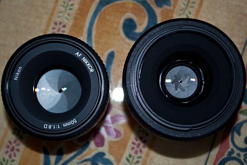 Review AF-S Nikkor 35mm f/1.8 DX