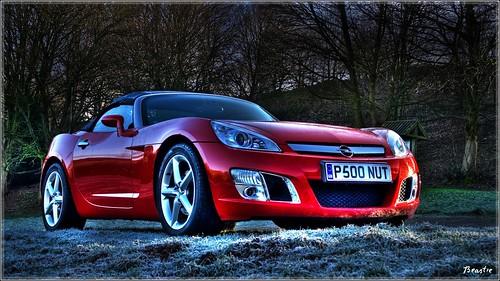 Opel GT HDR