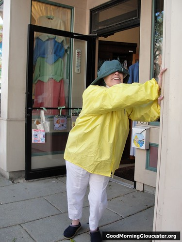 Cormorant Shop Carries Very Affordable SouWesters and Rain Gear