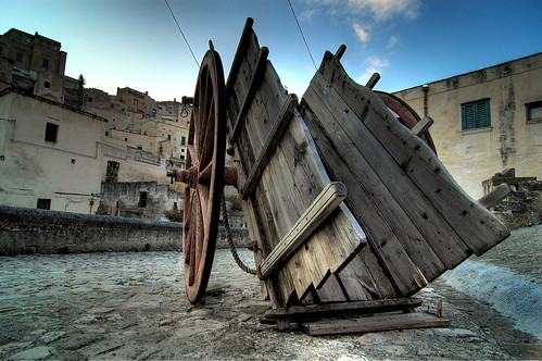 "Photo credit: ""Chariot"" by Riccardo Cuppini"