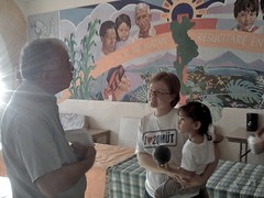 Ruben Garcîa, Melissa, and guest